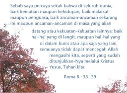 Allah mengasihi kita