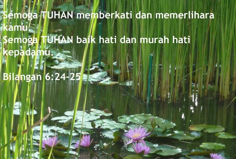 Bilangan 6:24-25